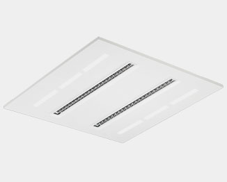 AIR-HANDING 28W  595*595MM APOLLO MODULAR PANEL LIGHTING